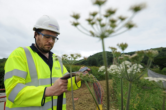Parts of Malvern Hills District benefit from further Fibre to the Premises deployment