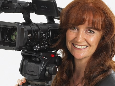 Lights, camera, action for Worcestershire based filmmaker thanks to superfast broadband